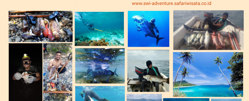 Aceh Spearfishing Trip
